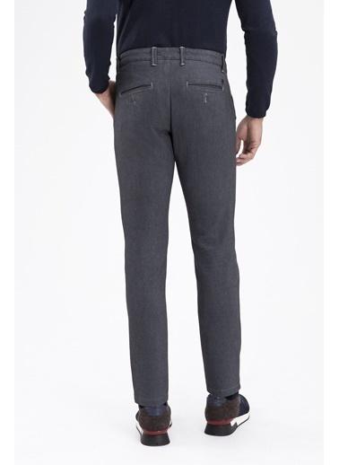 Slim Fit Dar Paça Pantolon-Avva